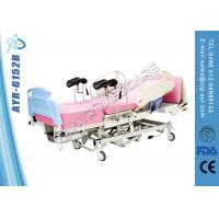 China Medical Height Adjustable Hydraulic Obstetric Delivery Bed with Central lock System wholesale