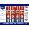 China Household Aerosol Insect Killer Spray , Liquid Indoor Fly Spray wholesale