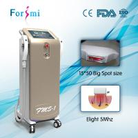 China 12 inch BIG TURE COLOR screen size Intense Pulsed Light shr device for hair and skin wholesale