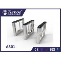 China Transit Fare Collection Speed Gate Turnstile Durability With Minimal Maintenance wholesale