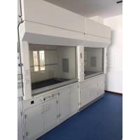 Quality 1800 width Laboratory Furniture Safe Ductless Fume Hood Exhuasted System CE / for sale