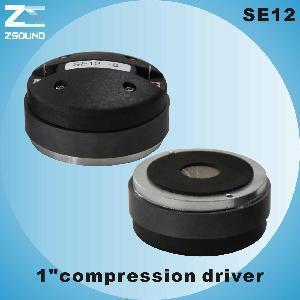 China SE12 Compression Driver (SE12) wholesale