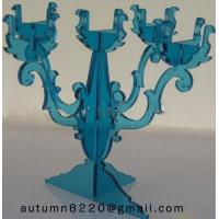 China CH (40) Jeweled candle holder wholesale