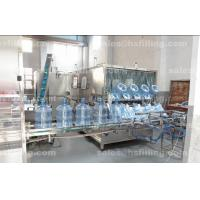 Automatic 5 Gallon Barrel Mineral Water Filling Machine Washing Filling Capping