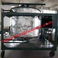 China Hot Sale Black Oil Recycling Equipment,Engine Oil Purifier,Car Engine Oil Distillation Equipment on sale