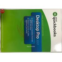 China Microsoft PC Quickbooks Desktop Pro 2017 Software For Global Area wholesale