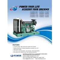 China 287KW-330KW 6DM Series of FAW Diesel Engine wholesale