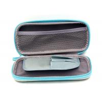 Quality EVA Plate Hard Pencil Case Portable With Hot Pressing Logo , Shape Customized for sale
