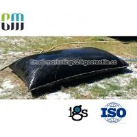 China polpropylene material tubes roll Geotube for Bank erosion protection sand bags for flood protection wholesale