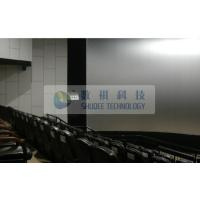 China Indoor Curved screen cinema 4d motion system with 2014 Newest 5D 6D 7D XD films wholesale