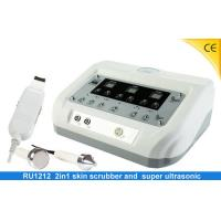 China 2 in 1 Skin Whitening And Wrinkle Removing Facial Cleaning Machine RU1212 wholesale