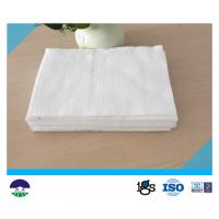 China Landscape Filter Fabric Road Construction Fabric Good Porosity Water Permeability wholesale