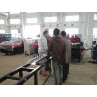 China C / Z Profile Cold Forming Machine Use Metal Wheels Rolling System For 4mm Thickness Plate wholesale