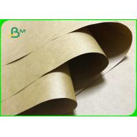 China Recyclable Drawer Box Paper 250gsm 300gsm 350gsm Brown Kraft Paper In Sheet wholesale