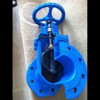 Buy cheap Hand wheel Resilient Seated Gate Valve Body By Cast Iron And Painted product