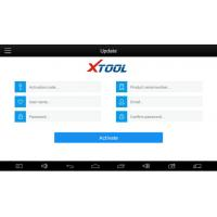 XTOOL EZ500 Full-System Diagnosis Display 7