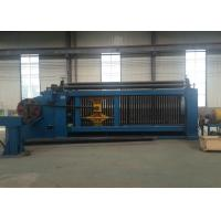 China Full Automatic Steel Wire Welded Mesh Machine Used For Resistance Welding wholesale