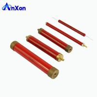 China AXRI80-50W- 100Mohm Glazed HV Non-inductive Capacitor Charge Discharge Resistor wholesale