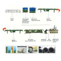 China Automatic PVC Pipes Fittings Injection Molding Machine / Pipe Making Machinery wholesale