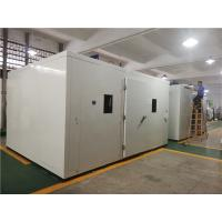 China 20% - 98% Rh Walk In Climatic Stability Chamber Electronic For Auto Spare Parts wholesale