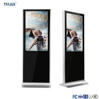 China Wifi 3G LCD Touch Screen Digital Signage Advertising Kiosks Displays 1920*1080 wholesale