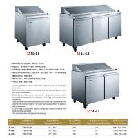 Quality Kitchen Salad Bar / Restaurant Under Counter Freezer 1800 x 800 x 1000mm Durable for sale