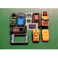 China Precision Double Colored Injection Molding / Two - Shot Molding / Overmolding Parts wholesale