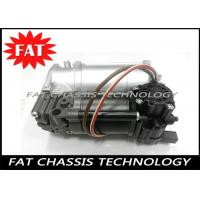China BMW 5ER F11 Air Ride Air Compressor , TS16949 Air Bag Suspension Pump 37206796445 wholesale