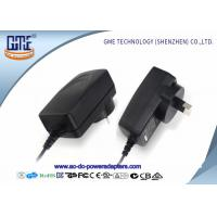 China CEC VI Plug in 5V 9V 12V Switching Power Adapter for Water Purifier wholesale
