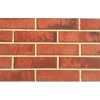 China 3DWN Home Wall Decorative Red Clay Brick 1202 - 1441N Breaking Strength wholesale