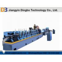 China High Speed and High FrequencyTube Mill Line For Galvanized Steel and Carbon Steel wholesale