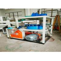 China Automatic PET Recycling Machine 3900rpm Water Spray Cooling Compact Structure wholesale