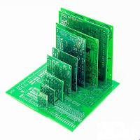 China Blank single&multilayer kapton pcb printed circuit board  fabrication and print pcb board in quick Turn PCB wholesale
