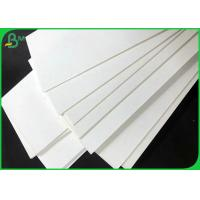Quality High Bulky Coaster Material 0.5mm 225gsm Water Absorbent Cardboard Paper Sheet for sale