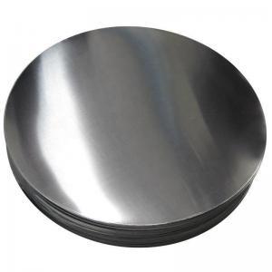 China 1000 Series 1050 1060 1100 T3 T8 Aluminium Circle Plate wholesale