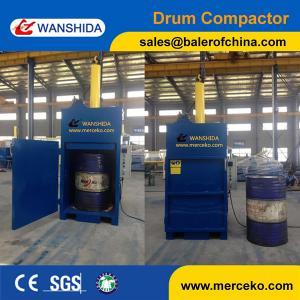 China China WANSHIDA Y82-25 Drum Crusher Drum Compactors Drum Press Manufacturer CE certificate wholesale