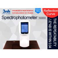 China 3nh 45/0 Color Matching Spectrophotometer NS800 color pictures pictorials poster notes Color Tester wholesale