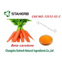China Vegetable carrot extract powder / Beta Carotene Powder cas no.7235-40-7 wholesale