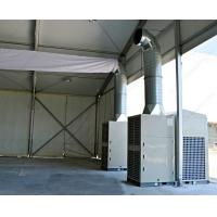China 380v 300000 btu central ducted industrial air conditioner for large tent on sale