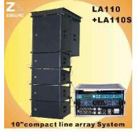 """China LA110, 10"""" Compact Powerful Line Array System wholesale"""