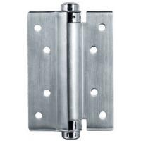 China Heavy Duty Single Action Spring Hinge Stainless Steel 180 Open Degree wholesale