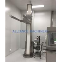 Buy cheap BL Pharma Lifter Stationary Hoist Bin Lifting Equipment Discharge Column from wholesalers