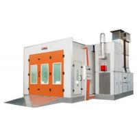 China Automotive Global Infrared Car Spray Booth , Electric Spray Paint Booth wholesale