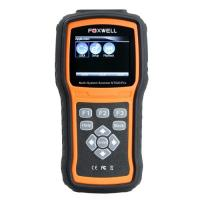 China Foxwell NT520 Pro Automotive Diagnostic Tool Support Read & erase Code, Live Data , Adaptation Coding and Programming wholesale