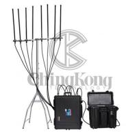 China High Power 240W Prison Jammer System Jamming Distance Up To 200m wholesale