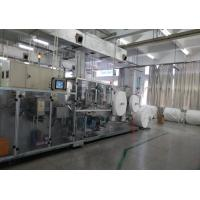 China High Speed Wet Wipes Production Line Full Servo Driving Longer Knife Service Time wholesale