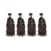 China 3.5OZ Water Wave Virgin Hair / 100% Indian Remy Human Hair Extensions wholesale