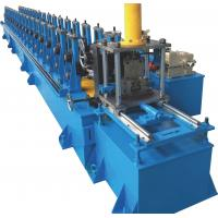 China Cargo profile Double Layer Roll Forming Machine PLC Control wholesale