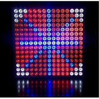 China 45 Watts Grow Light Hydroponic LED Grow Light 35W Square Panel With Color Red & Blue wholesale