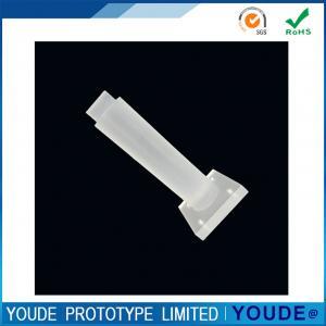 China Small Batch Custom CNC Machining  Service Prototyping Acrylic Translucent Part on sale